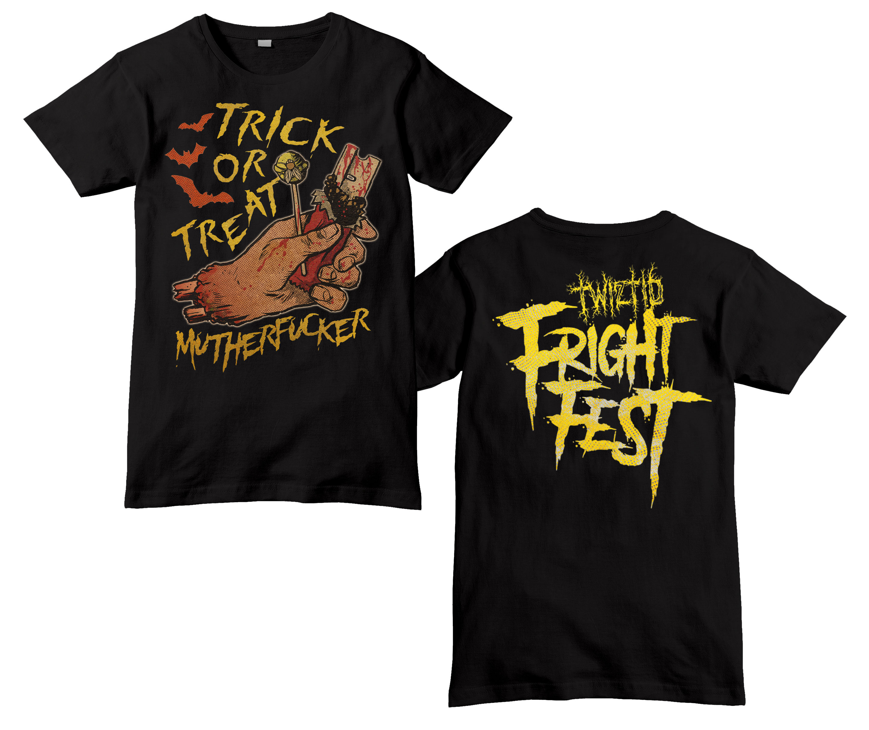 Twiztid Trick Or Treat Motherfucker Shirt