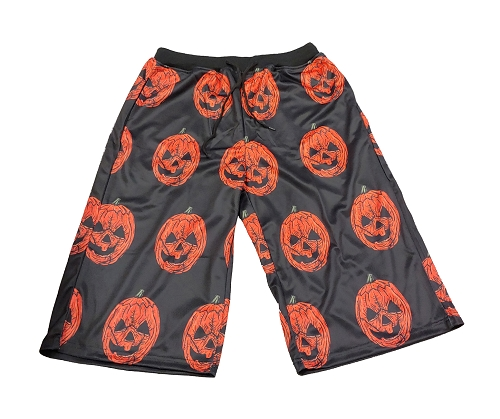 AXE Pumpkin Shorts