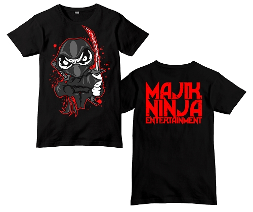MNE Cartoon Ninja Shirt