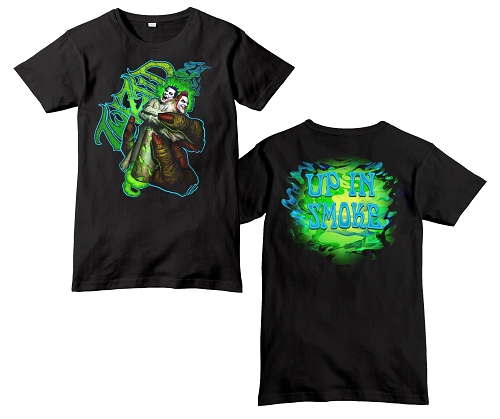Twiztid Up In Smoke Shirt