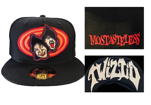 Mostasteless Hoods New Era Fitted Hat PREORDER