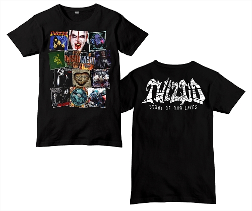 TWIZTID STORY OF OUR LIVES SHIRT