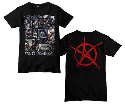 Twiztid Abominationz Cover Shirt