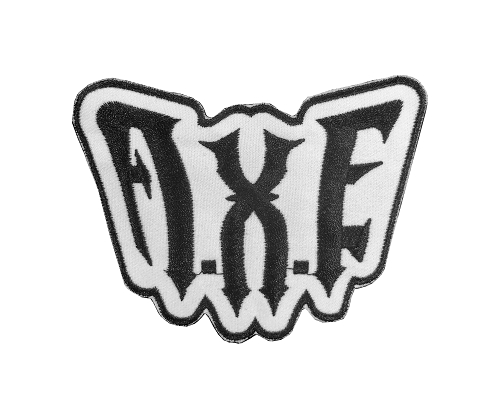 AXE Shield Logo Patch
