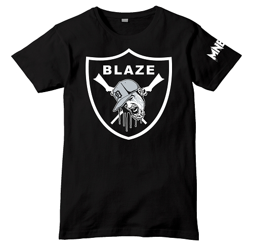 Blaze Raiders Shirt