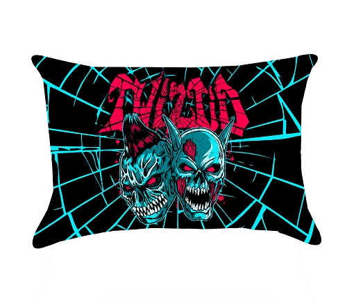 Twiztid Evilution Demons Pillow Case