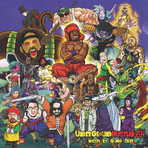 UGH64 Mixtape Hosted By G-Mo Skee