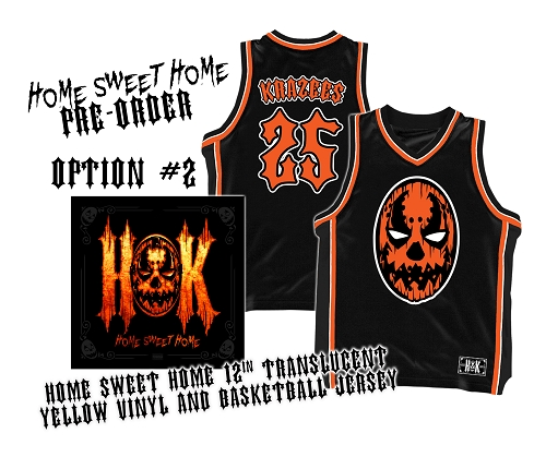 HOK Home Sweet Home Vinyl and Jersey Preorder Bundle #2