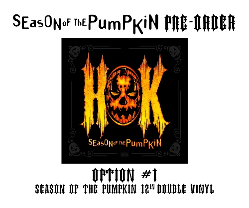 HOK Season Of The Pumpkin Double Vinyl Preorder