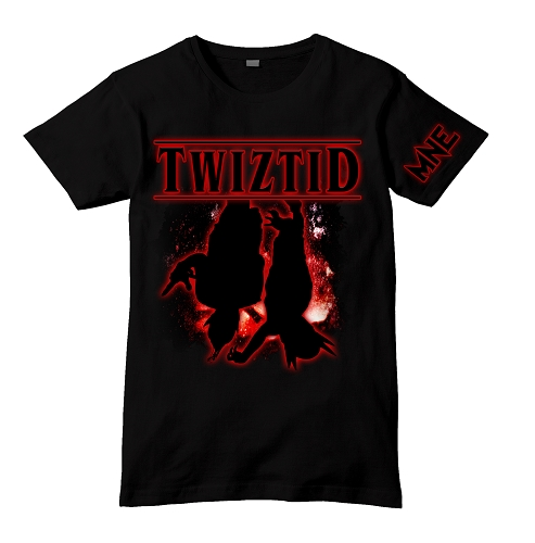 Twiztid The Updside Down Shirt