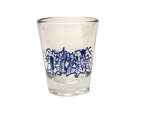 Twiztid Cracked Logo Shot Glass