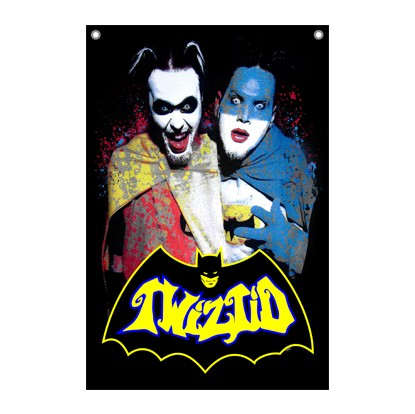 Twiztid Batman 24x36 Flag