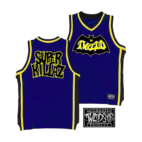 Twiztid Batman Basketball Jersey