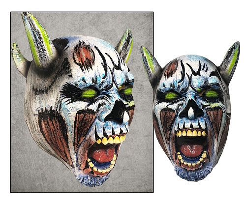 Monoxide Evilution Demon Full Head Mask