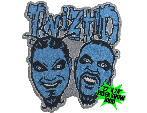 Twiztid Freek Show Faces 22