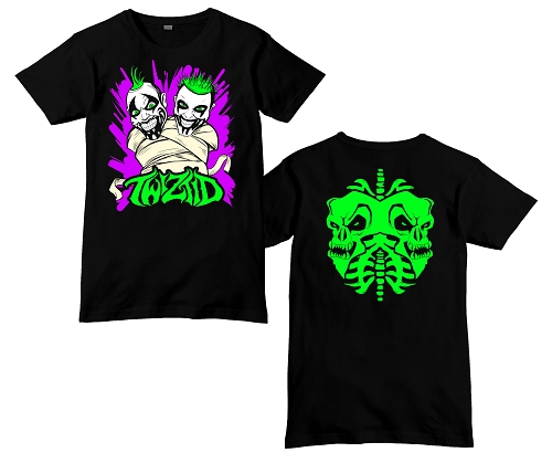 TWIZTID STRAIGHT JACKET SHIRT