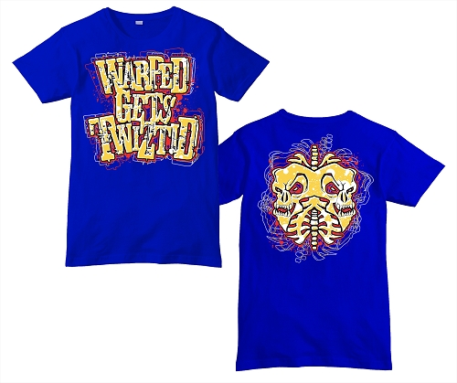 Warped Gets Twiztid Shirt