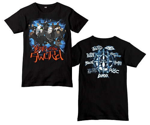 Year of the Sword Cover Shirt
