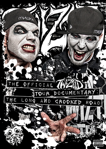 The Official Twiztid Tour Documentary: The Long and Crooked Road DVD