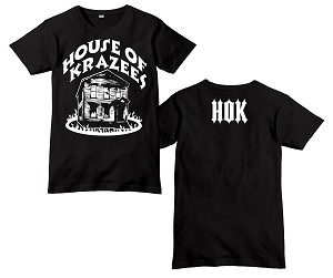 HOK Haunted House Throwback Shirt