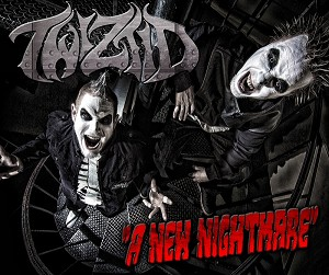 Twiztid A New Nightmare CD
